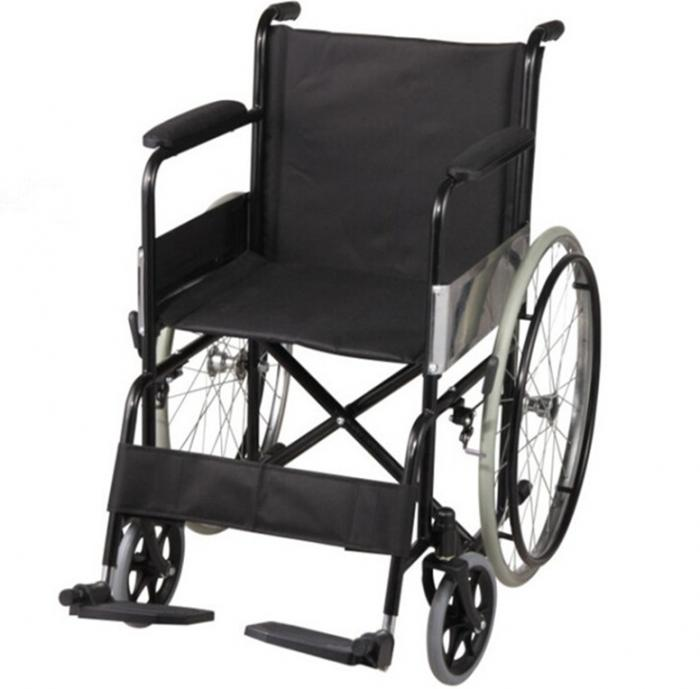 Folding Economy Wheelchair