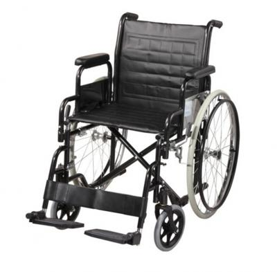 Single Axle Powder-coated Standard Wheelchairs