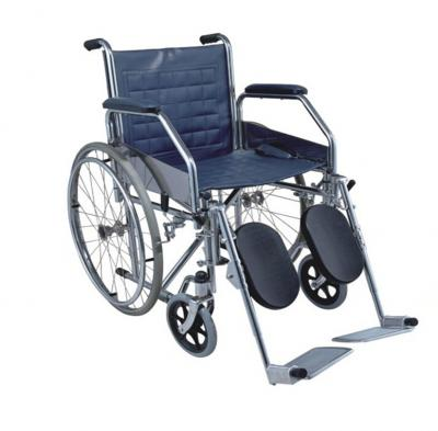 Chrome-plated Wheelchairs