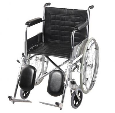 Folding Chrome-plated Wheelchairs