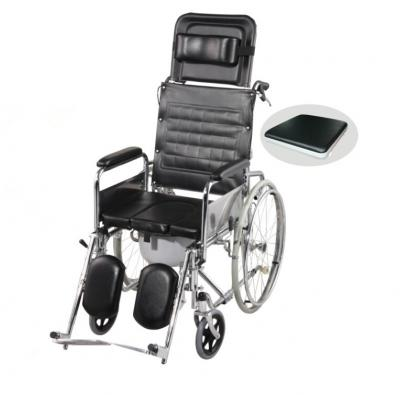 Reclining Commode Wheelchairs