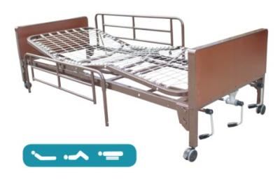 3 Cranks Homecare Bed