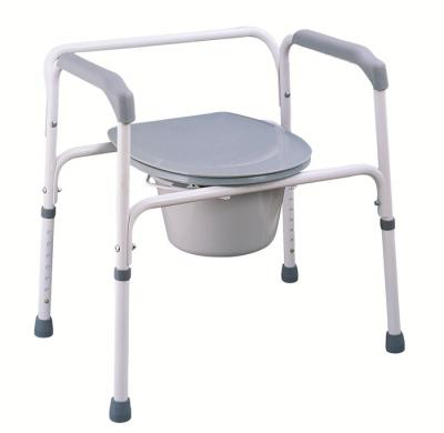 3in1 Extra-wide Commode Chair